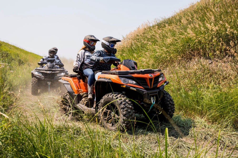 atv adventure getting the most
