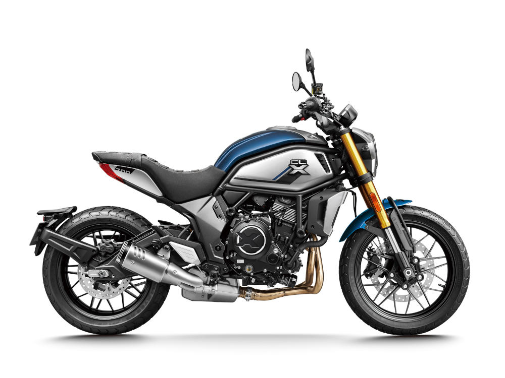CFMOTO 700CL-X motorcycle