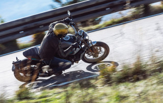 motorcycle rider action